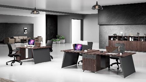富有创意现代办公室办公家具定制的流行趋势