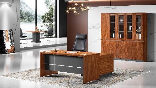 现代风格的办公室装修设计办公家具选购搭配