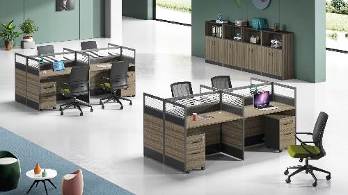 时尚个性化的办公空间办公家具定制细节问题