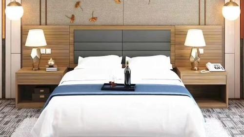 浅谈酒店家具的性能设计及色彩搭配