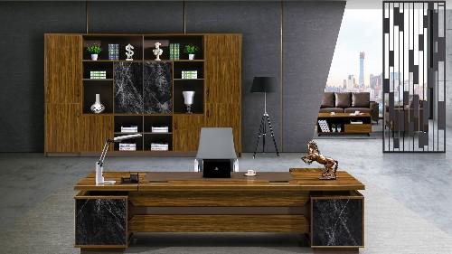 现代办公家具时尚性元素设计及风格搭配