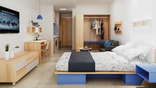 酒店家具定制的优势及空间设计方案考虑