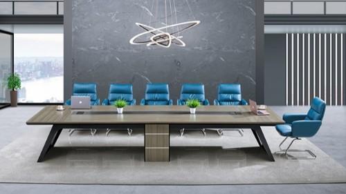 办公家具厂家教你选购适合的会议桌