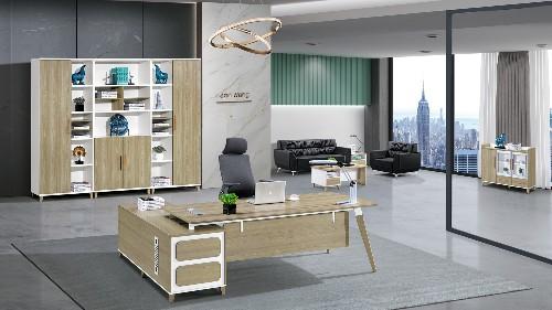 为什么办公室选择办公家具要配套搭配?