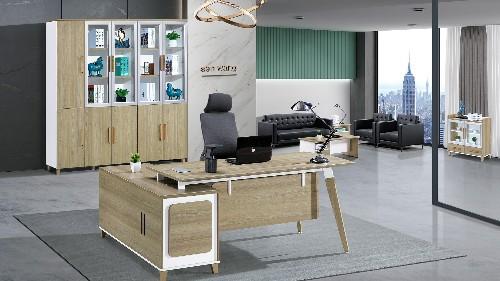 办公家具的定制设计让办公空间规划更加的合理