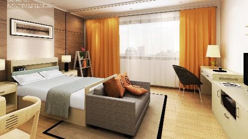 酒店家具定制颜色搭配建议