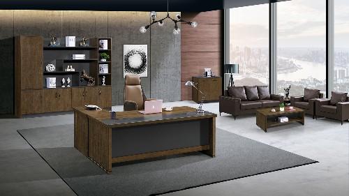 现代办公家具颜色设计搭配的技巧