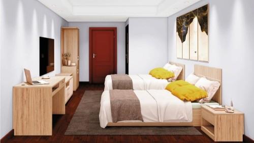 经济的持续稳健发展酒店旅业设计至关重要
