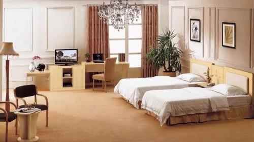现代简约酒店家具以人为本的设计理念