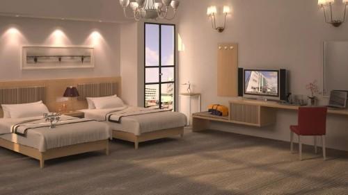 酒店装修设计家具的选用