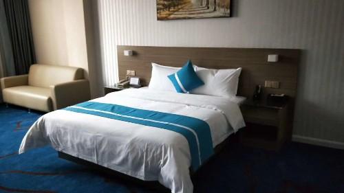 不同酒店风格酒店家具色系与材料选用搭配