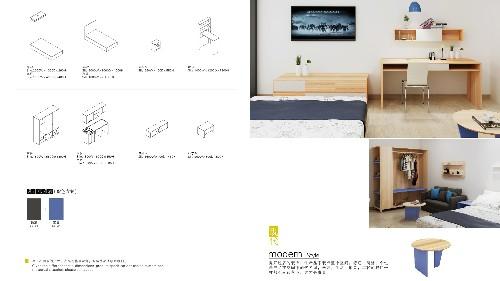 不同酒店家具装修设计不同的材质选用要求