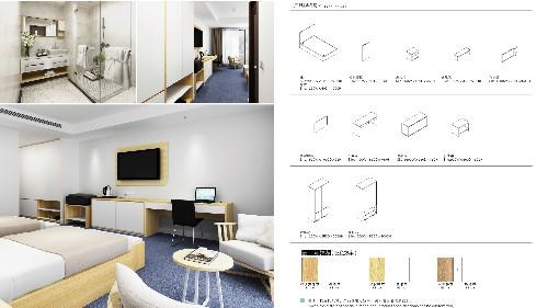 酒店定制家具的设计原则及设计特点介绍