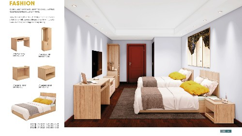 酒店家具风格设计的流行趋势