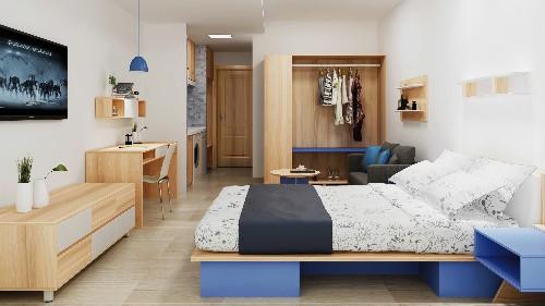 受到年轻消费者青睐的板式酒店家具如何选购?