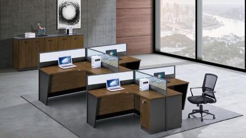 符合现代办公室装修风格办公家具设计理念