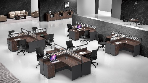 分享办公家具定制搭配方法及流行风格