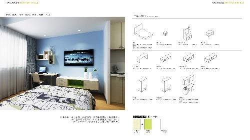 酒店家具定制设计方案的种类介绍