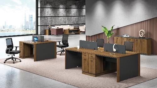 办公家具与传统家具外形结构设计对比