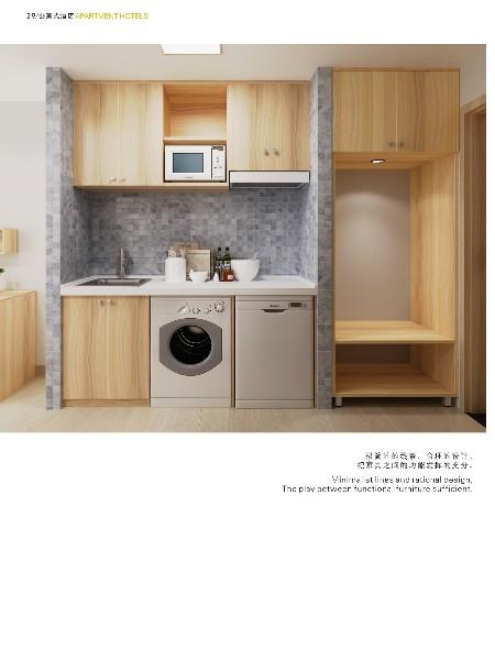 酒店家具设计造型能提升空间颜值