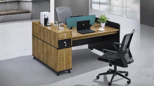 办公家具配套定制更能体现空间风格统一的布局