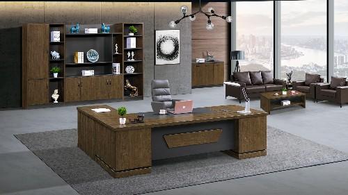 板式办公家具结构组成常用原材料介绍