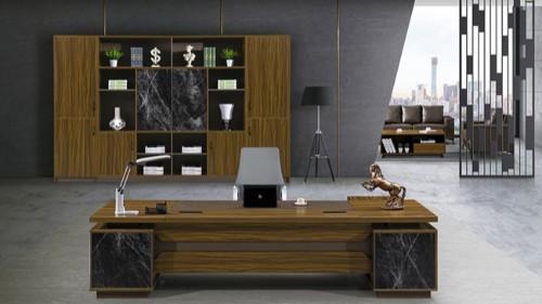 中小型企业办公室如何定制有格调办公家具?