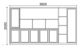 SW-7132 文件柜