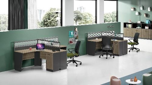 定制办公家具深受企业青睐的优势