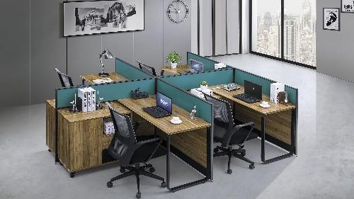 办公室办公家具合理摆放布局及选购考虑