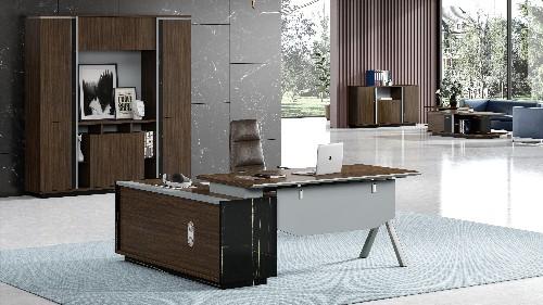 办公家具材质不同设计风格也不同