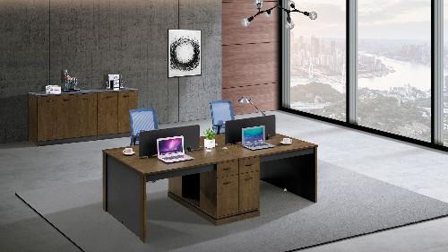 为什么越来越多的客户选择定制办公家具?