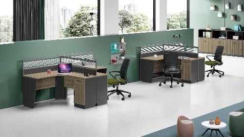 什么款式设计的办公家具定做最受欢迎?