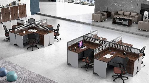 时尚大方现代办公家具造型设计