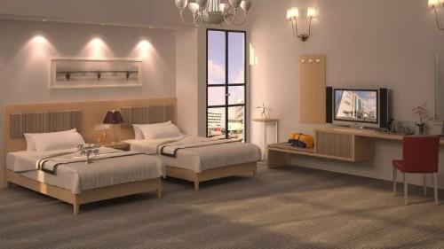 现代板式酒店家具设计应用的流行趋势
