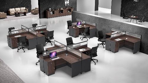 东莞办公家具厂家满足办公家具设计的四个要求