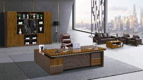办公室整体设计风格要搭配适合的办公家具