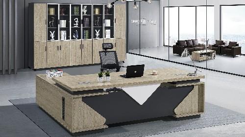 高层领导办公室办公家具的选择