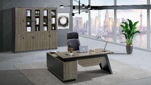 随着年轻代消费者的转变办公家具亦转设计风格